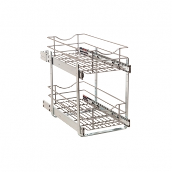 11 in Double-tier Pullout Baskets