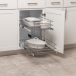 14 in Double-tier Pullout Baskets