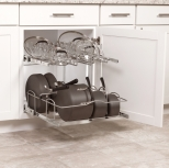Pullout Cookware Organizer